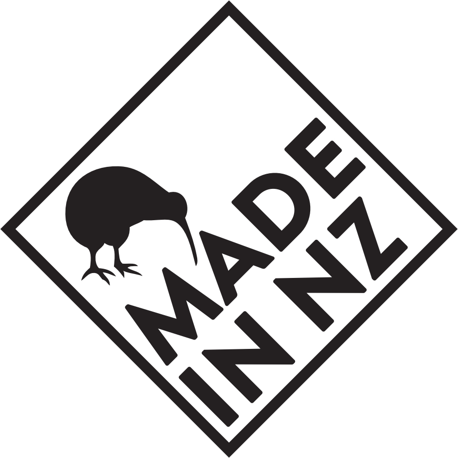 made in New Zealand logo